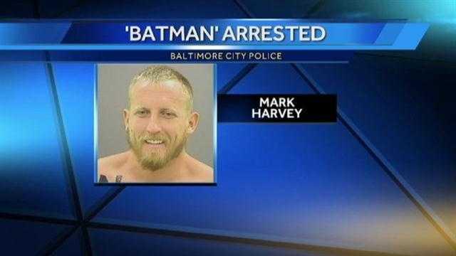 Baltimore Batman