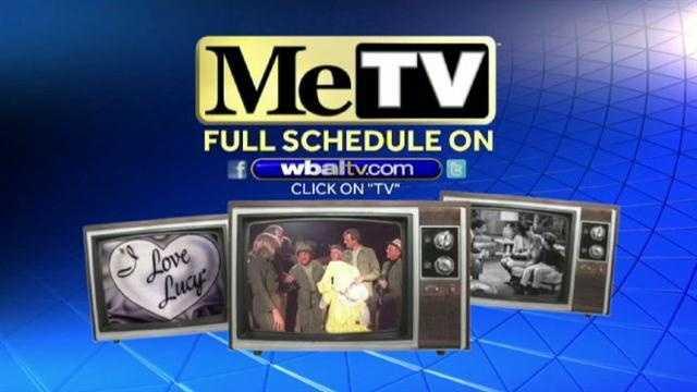 MeTV fullscreen