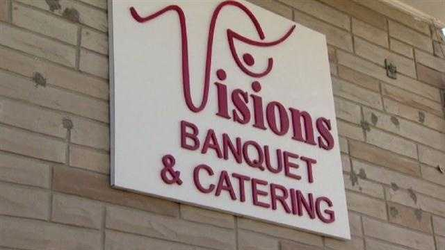 Visions Catering folo