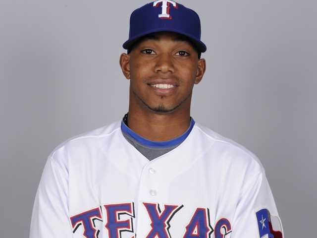 Third baseman Adrian Beltre (.321, 36 HRs, 102 RBIs)