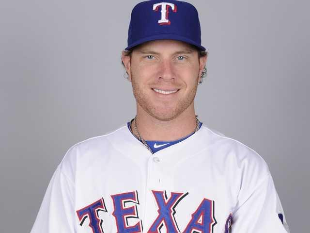Center-fielder Josh Hamilton (.285, 43 HRs, 128 RBIs, 162 Ks, 60 BBs, 103 runs)