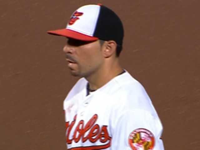 Infielder Omar Quintanilla(.243, 4 HRs, 16 RBIs)