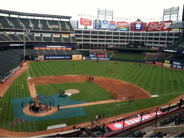 The Baltimore Orioles face off against the Texas Rangers at their ballpark in Arlington, Texas. How do the teams compare? See the Rangers' and Orioles' players compare stat by stat.