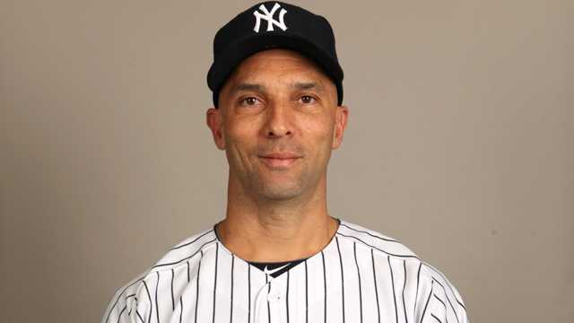 New York Yankees Left fielder\Designated hitter Raul Ibanez