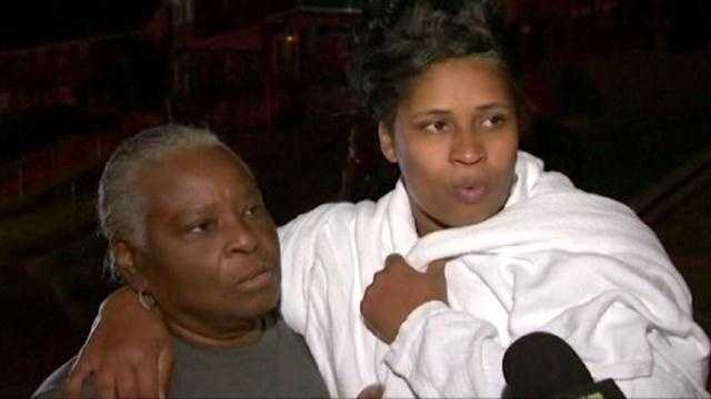 These women tell 11 News reporter Jennifer Franciotti their story from inside the home.