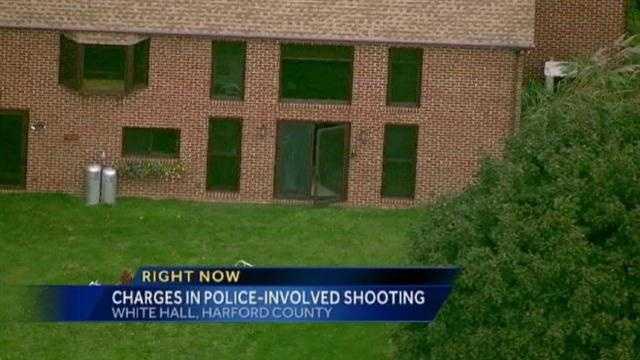 White Hall Shooting