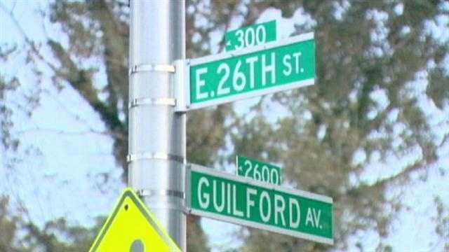 Fatal East 26th Street shooting locator