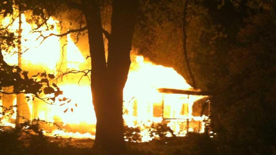 Churchville Fire