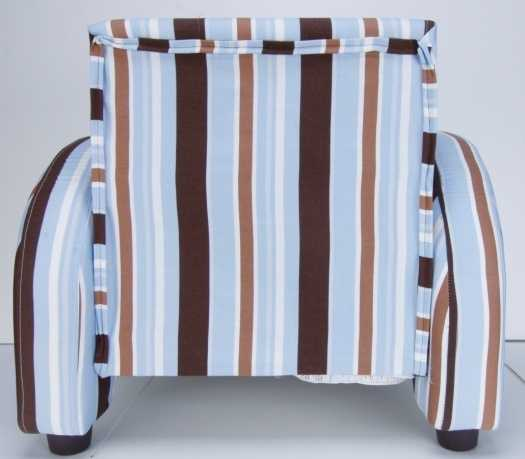 Trend Lab is recalling about 16,850 toddler's chairs because of a potential laceration and choking hazards.