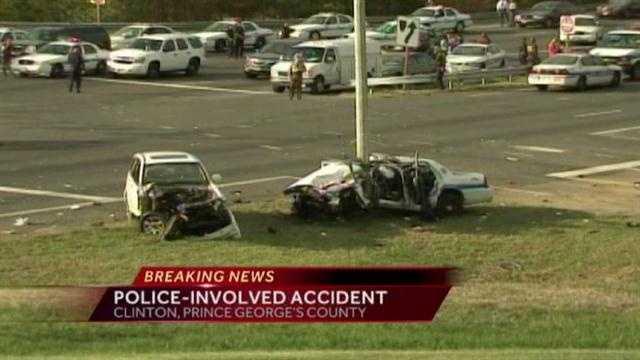 Clinton crash