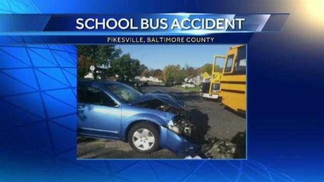 School Bus Crash
