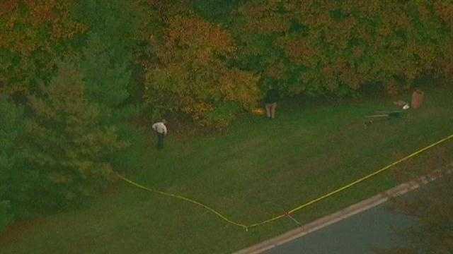 body found search