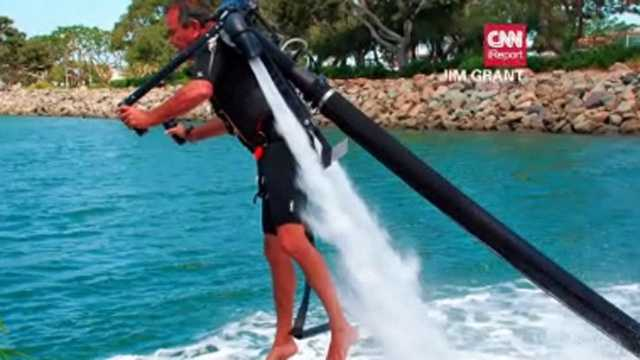 Jetpack demonstration