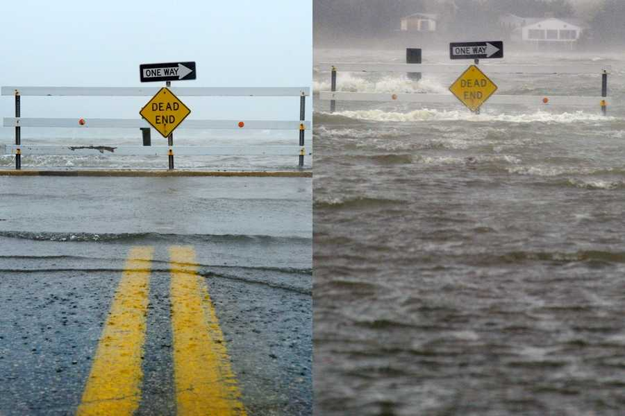 24 hour difference in Ocean City