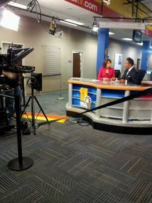 Kweisi Mfume speaks with Kate Amara in the newsroomon the latest Election Day results.