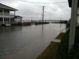 9th and St. Louis streets in Ocean City.