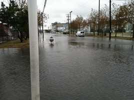 4th Street in Ocean City.