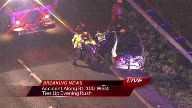 Hanover Crash