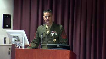 Two Marylanders who, decades ago, put their lives on the line for their country received the Bronze Star in a ceremony held Friday at Fort Meade.