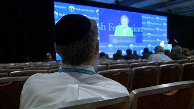 JEWISH CONVENTION