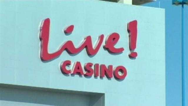 The owners of Maryland Live Casino are considering building a hotel with conference facilities next to the casino, the chairman of the Cordish Cos. said Wednesday.