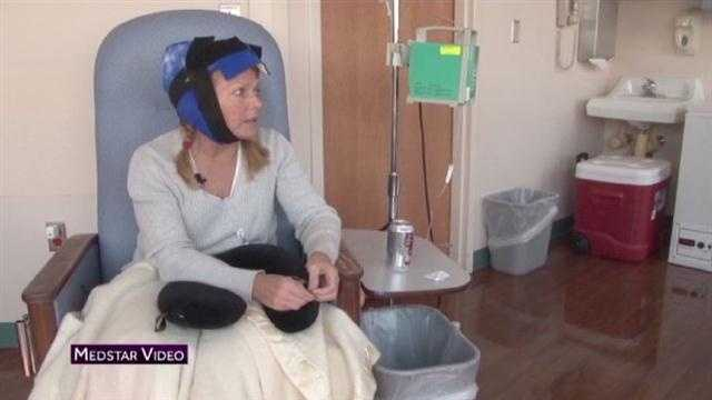 cold cap therapy