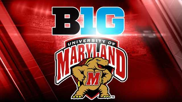 University of Maryland Big Ten