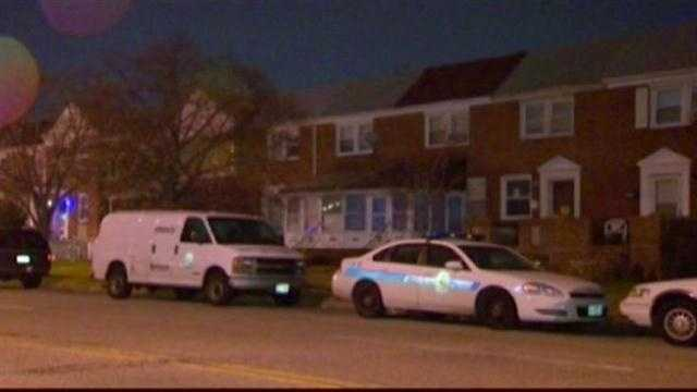 Baltimore City police charge a mother whose throat lacerated in the death of her 2-year-old son. A motive remains unclear.