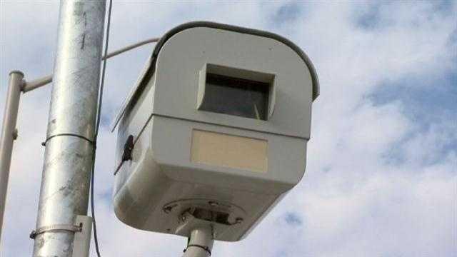 Baltimores speed-camera program under fire