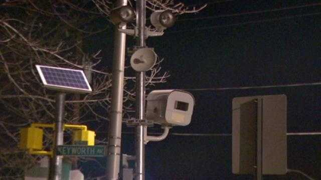 CITY SPEED CAMERAS