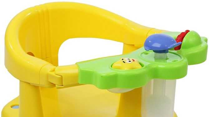 Drowning hazard prompts bath seat recall