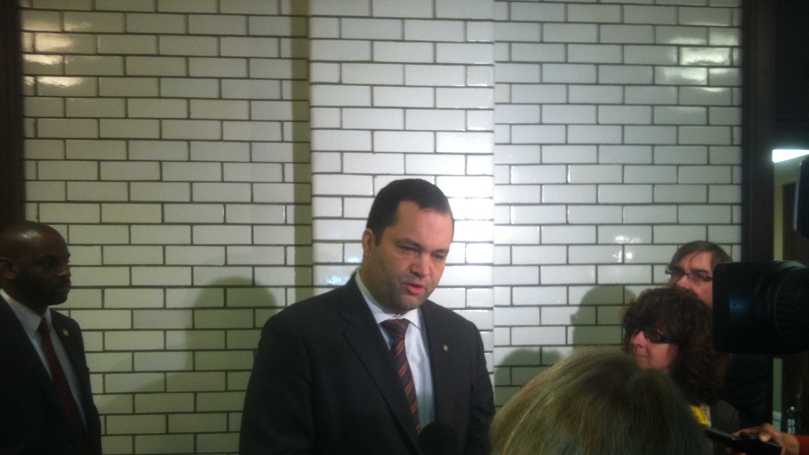 NAACP President and CEO Benjamin Jealous