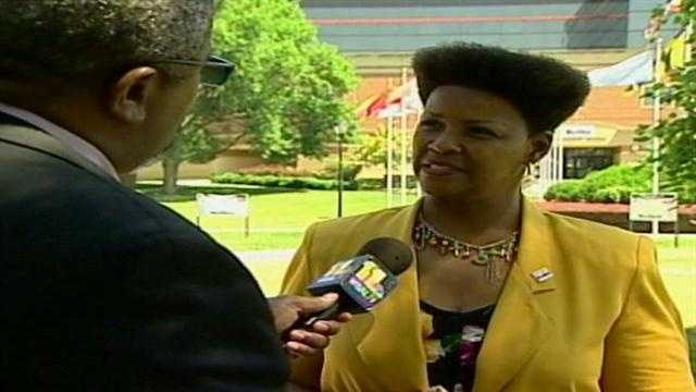 The Baltimore City Community College Board of Trustees has fired President Carolane Williams.
