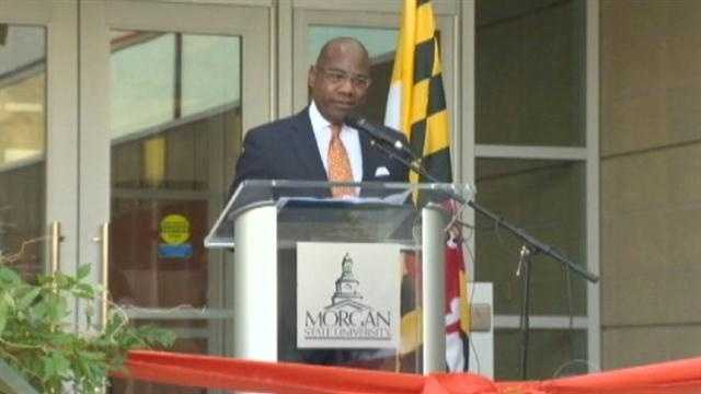 Morgan State University's Board of Regents vote not to renew Dr. David Wilson as president.