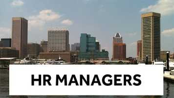 14. Human Resources Managers - $108,720