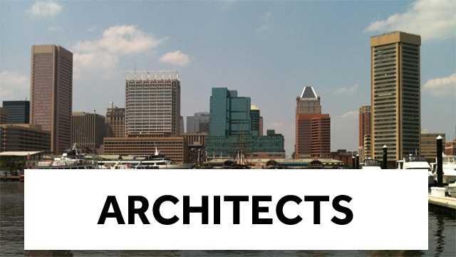 8. Architects - $122,880
