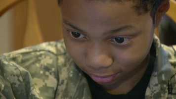 Khalil Quarles' love of the Army started several years before he was diagnosed with a soft tissue cancer in June 2011. It started in his leg and his lungs. He went through surgery, chemotherapy and radiation, but the cancer kept growing.