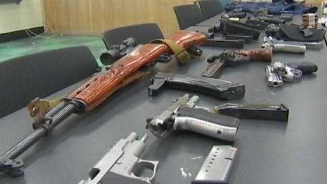Amid national talk of gun control, sales have increased in Maryland, the WBAL-TV 11 News I-Team reported.
