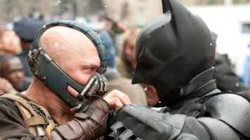 """The Dark Knight Rises: A fitting ending to Christopher Nolan's Batman saga. Loss, the triumph of evil over good, and the necessity of Batman are all themes that are further explored, all with astounding success. The film is epic, satisfying, and poetic and the film's ending is heroic and tear inducing, though not in a way that one would expect. Also, Michael Caine gives a hugely underrated performance as Bruce's butler, Alfred. It may not be as thematically deep as """"The Dark Knight,"""" but there is still a lot to love here. -- Connor Smith"""