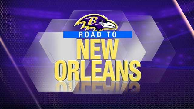 Road to New Orleans