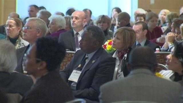 Educators address college retention concerns