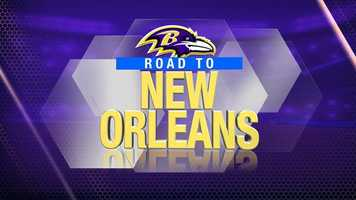 Follow behind-the-scenes, exclusive coverage of the Ravens from the Ravens Broadcast Team here.