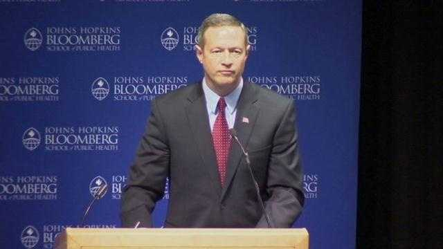 OMalley pushes gun law reform during summit