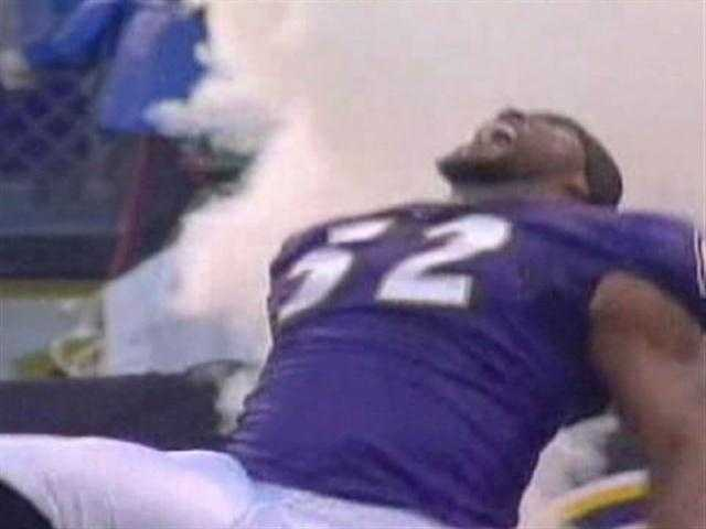 """""""I cannot thank my fans enough for the love and respect that they have showed me. I will honor you all thru my effort. Thank you. Love, Ray,"""" @raylewis"""