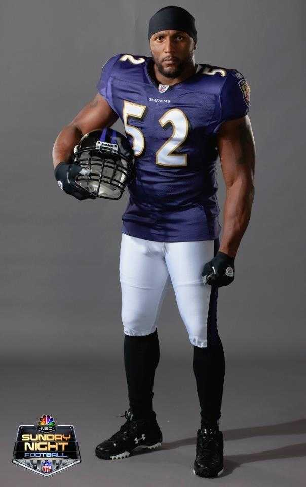 In 2011's Week 6 win over Houston, Ray Lewis became the only player in NFL history to record 40 sacks and 30 interceptions in a career.
