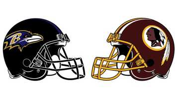 Dec. 9: For the second week in a row, the Ravens lost on the last play of the game. This time, it was in overtime when the host Redskins produced a furious rally to tie the contest, 28-28, in regulation and then won in the extra period on K Kai Forbath's 34-yard field goal. Baltimore took an 8-point lead (28-20) with 4:47 left in regulation on RB Ray Rice's 7-yard TD run. Washington then produced an impressive 13-play, 85-yard drive that finished with backup QB Kirk Cousins hitting WR Pierre Garcon with an 11-yard TD strike. Cousins then scored on a QB draw for the 2-point conversion to tie the game at 28. Twice in that series the Ravens sent Redskins starting QB Robert Griffin III to the sideline with injuries, setting up Cousins' heroics. The Ravens took a 21-14 halftime lead on 3 QB Joe Flacco TD throws: 2 to WR Anquan Boldin (19 and 31 yards) and the other to TE Dennis Pitta (14 yards). The Redskins scored on a 4-yard Griffin-to-WR Joshua Morgan throw and a 1-yard RB Alfred Morris run. The Redskins came within 1 (21-20) in the third quarter on a pair of Forbath FGs (48 and 49 yards). In the overtime, Baltimore won the toss, but punted after not making a first down. CB Richard Crawford then returned the kick 64 yards to set up the winning FG. Flacco completed 16 of 21 passes for 182 yards and a 121.4 QB rating. His 2 third-quarter turnovers (INT and a fumble) set up 2 Redskins FGs. Rice ran 20 times for 121 yards and caught 3 passes for 15 more. Morris rushed for 122 yards for the 'Skins, while Griffin III was 15-of-26 for 246 yards and a 102.4 rating. Boldin (10,072) passed the 10,000-yard career receiving milestone during his team-leading 78-yard performance (3 catches). OLB Paul Kruger has tallied at least 1 sack in five-straight games, tying former Ravens' OLB Adalius Thomas (who did it twice, 2005 and 2006) for a team record.
