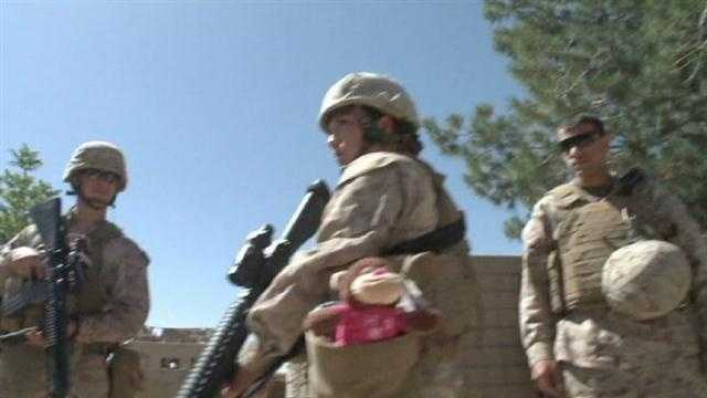 JROTC members support lifting combat ban
