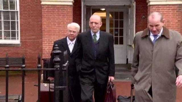 The defense in the misconduct trial of Anne Arundel County Executive John Leopold rested its case early Monday afternoon.