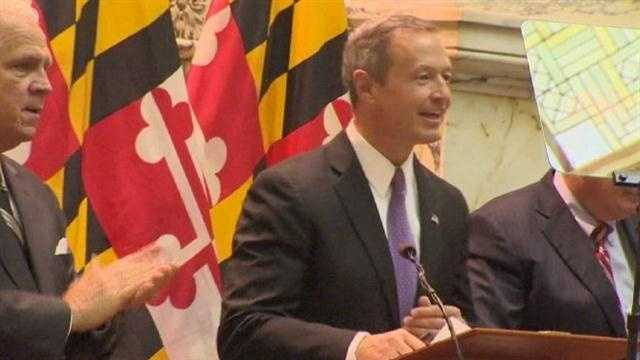 Gov. Martin O'Malley is calling on lawmakers to take up the tough challenge of addressing transportation funding this session.