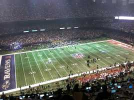 The power outage at the Mercedes-Benz Superdome impacted the Super Bowl.